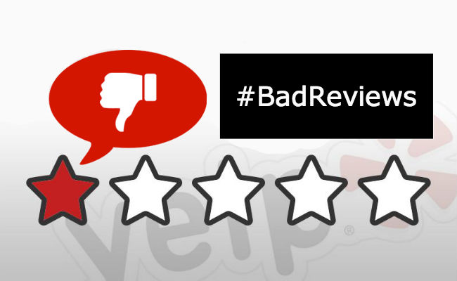 Remove Bad Reviews