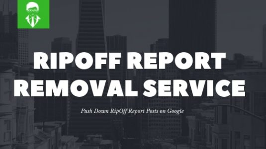 Ripoff Report Removal thumbnail