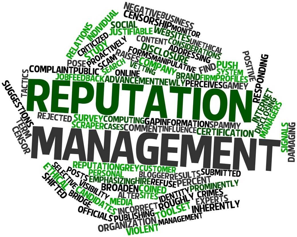circular reputation management characteristics