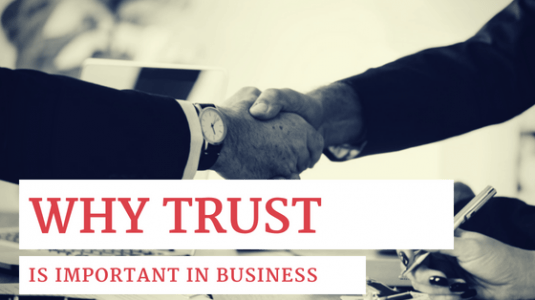 why trust is important in business (featured image)
